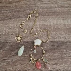 Sigrid Olsen design your own charm necklace